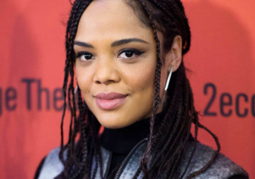 Tessa Thompson file vers les sommets