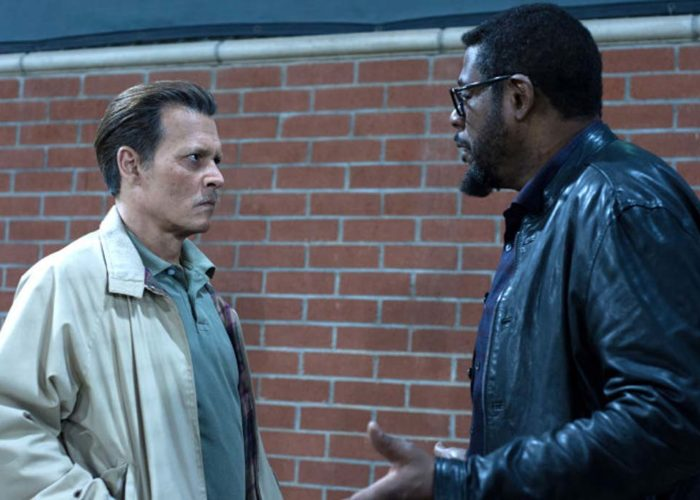 Bande-annonce de City of Lies : Johnny Depp enquête sur les meurtres de Tupac Shakur et Notorious B.I.G