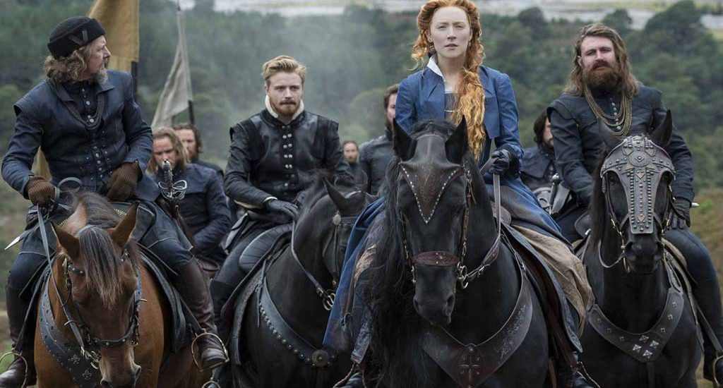 Marie Stuart, Reine d'Écosse : Ronan survole une féroce discorde royale