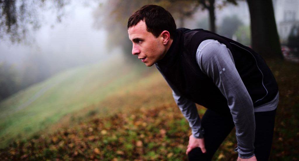 Der Läufer : courir après une violence brutale